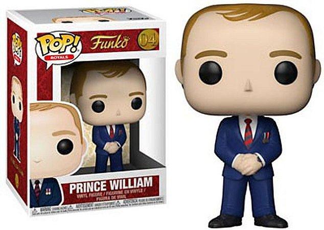 Funko POP Royals - Príncipe William # 04