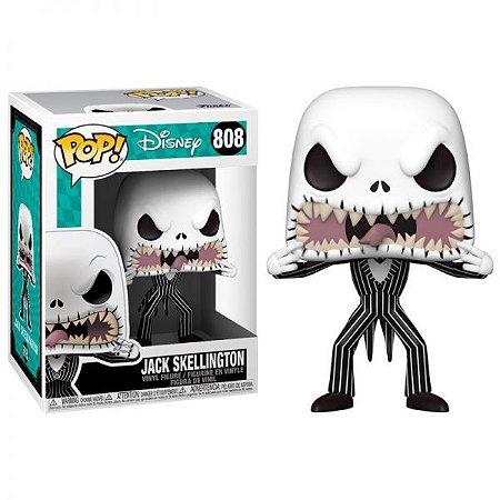 Funko POP! Disney: Jack Skellington Scary Face # 808