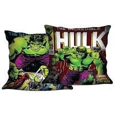 Almofada Hulk Ação 40x40cm