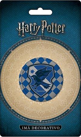 Imã Decorativo Bottom Harry Potter - Brasão Corvinal