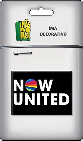 Imã Decorativo Foto Banda - Now United