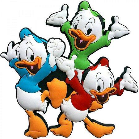 Imã Decorativo Relevo Disney - Sobrinhos tio patinhas
