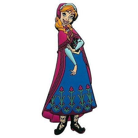 Imã Decorativo Relevo Disney - Anna Frozen