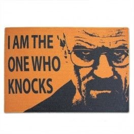 Capacho I Am The One Who Knocks