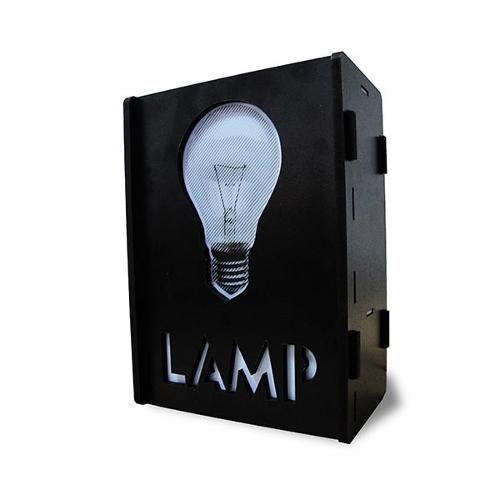 Luminária Caixa Lamp