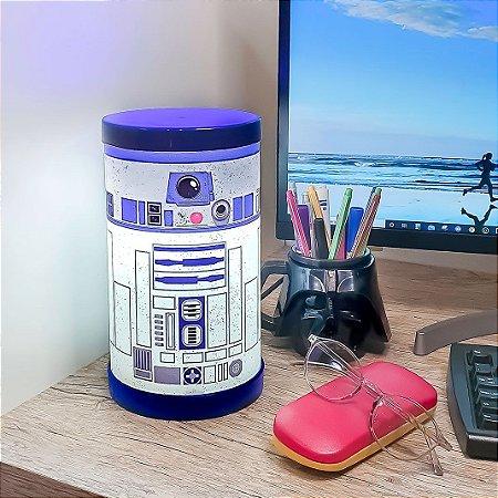 Luminária Bivolt Lumi Disney Star Wars - R2D2