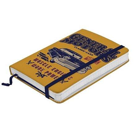 Caderneta de Anotações Chevrolet Classic Cars Bel Air
