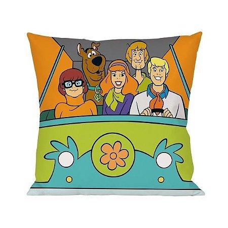 Almofada Aveludada ScoobyDoo - Máquina do Mistério
