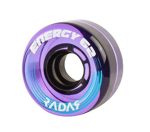 RODA RADAR ENERGY 62mm - (4 RODAS)