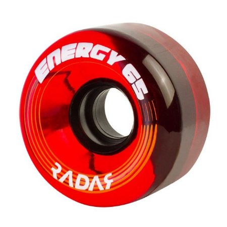 RODA RADAR ENERGY 65mm - (4 RODAS)