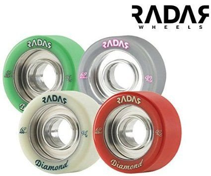 RODA RADAR DIAMOND 62mm - (4 RODAS)