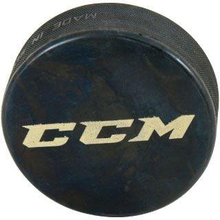 Puck Para Hockey No Gelo Ccm