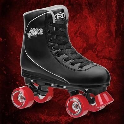 PATINS ROLLER STAR 600 BLACK
