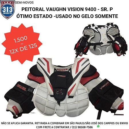 PEITORAL GOLEIRO VAUGHN VISION 9400