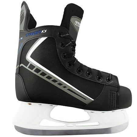 Patins Tronx Velocity - Hoquei No Gelo - Júnior/Infantil