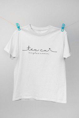 Camiseta Teu Cu