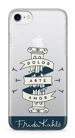 Capa iPhone/5s/SE/5 - Frida Kahlo - Pilar