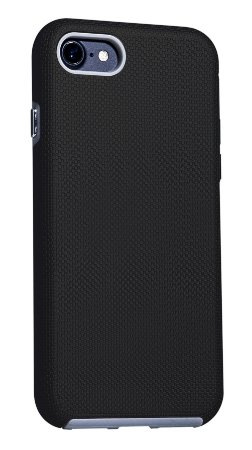 Capinha para iPhone 7 - Anti Impacto Combo Case - Black