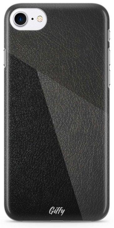 Capa iPhone/5s/SE/5 - Leather - Masculina