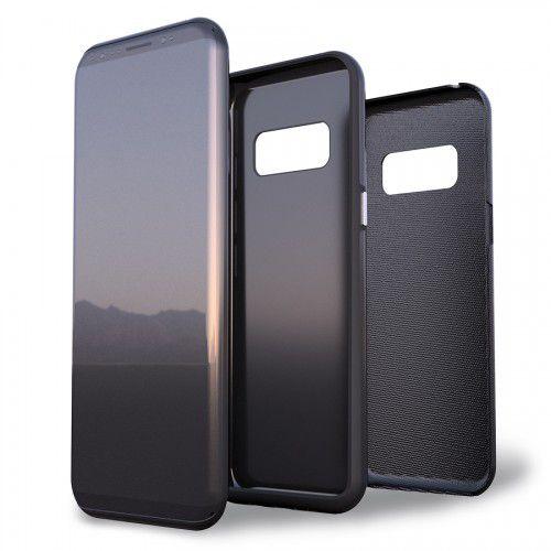 OFERTA! Capinha para Galaxy S8 Plus - iWill Antichoque Black