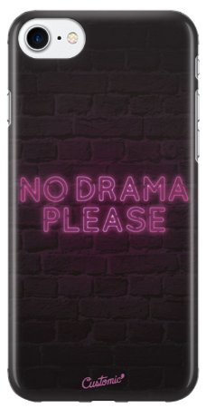 Capinha para iPhone 8 Plus - No drama please