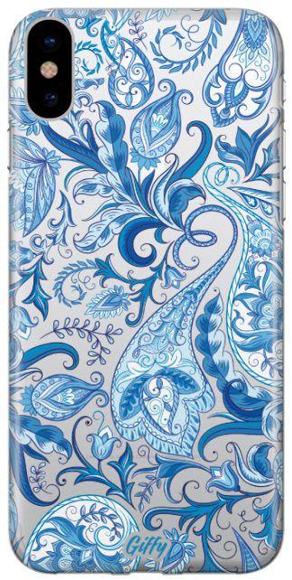 CapA para iPhone XR - Alpinia Blue