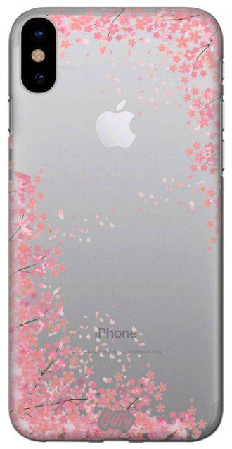 Capinha para iPhone X / XS - Cherry