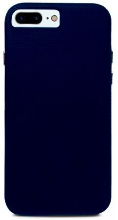 Capinha para iPhone 7 / 8 Plus - Antichoque Strong Duall Midnight Blue - iWill