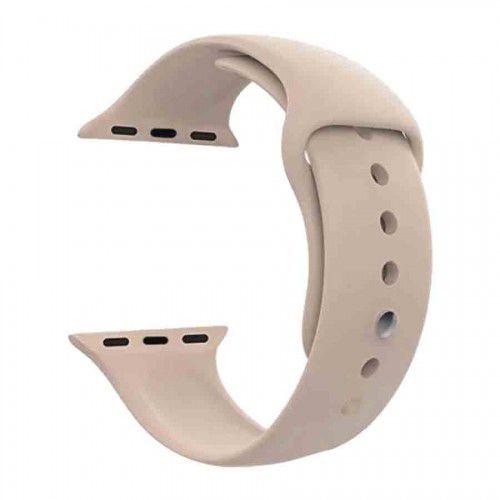 Pulseira para Smartwatch em Silicone Rose Vintage - 38/40mm