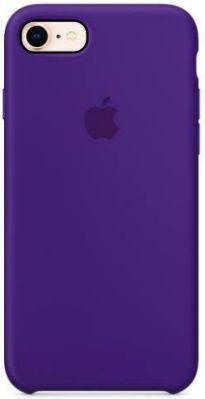 Capa para iPhone 6s - Silicone Case Roxo