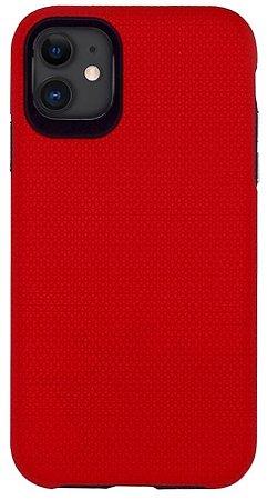 Capinha para iPhone 11 - Vermelha Double Case