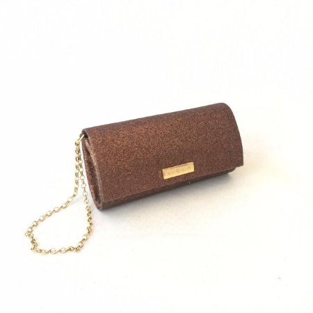 Clutch de festa gliter mini brilho