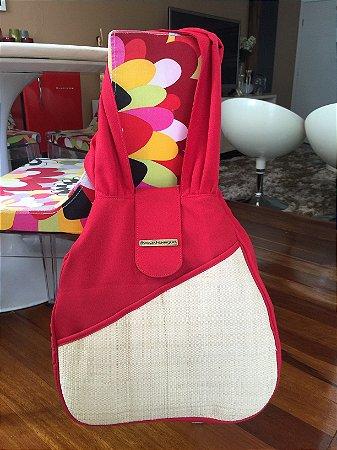 Bolsa Vermelha Mix Color