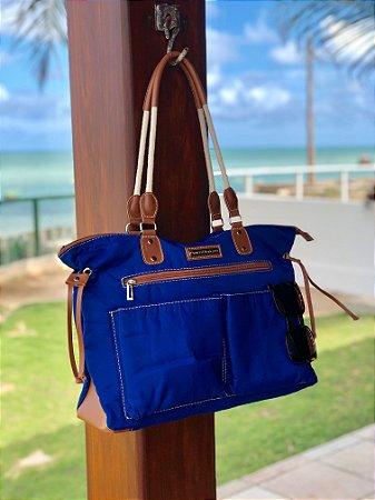 Bolsa de Nylon Azul Corda