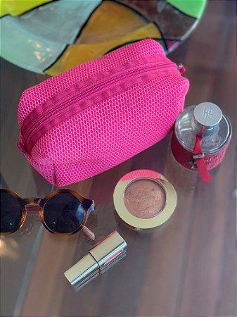 Necessaire Pink em tecido drylex Soft