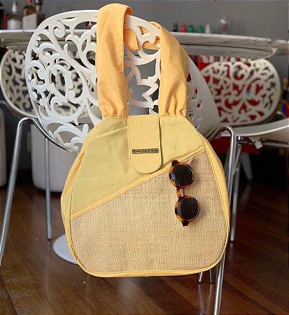 Bolsa Amarela Mix Color