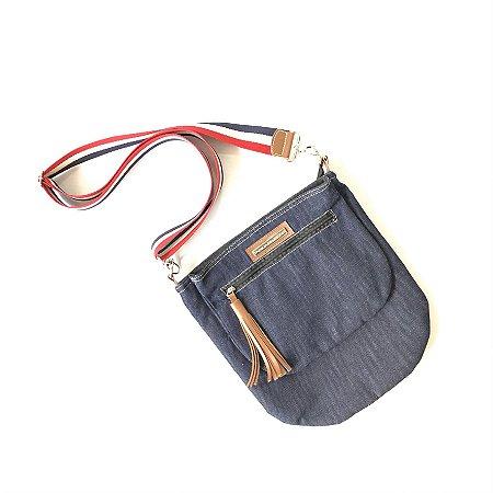 Bolsa Jeans Azul Luna