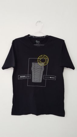 Camiseta Unissex - Estampa Copo Pint