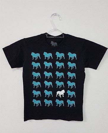 Camiseta Infantil - Grade de Dogs