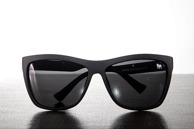 Óculos de Sol Curvas - Unissex - Preto
