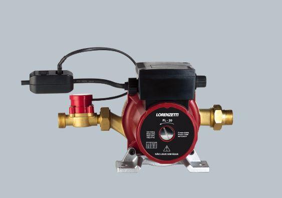 Pressurizador Pl 20 (20mca) -  220V - Lorenzetti