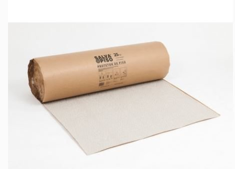 Protetor de Piso 1,00 c 25m/ Linear - Salva Piso