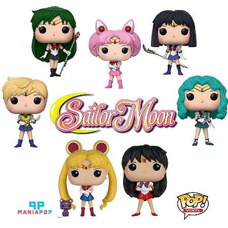 Funko Pop - Sailor Moon - Vendidos Separadamente