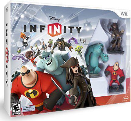 Disney Infinity para Nintendo Wii - Pacote inicial