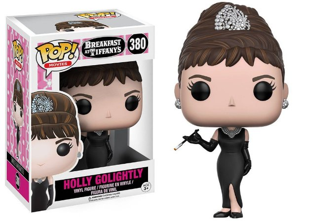 Funko Pop - Bonequinha de Luxo (Breakfast at Tiffany's)