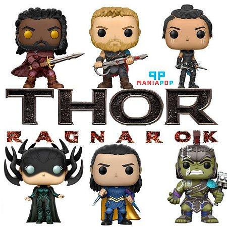 Funko Pop - Thor Ragnarok - Vendidos Separadamente