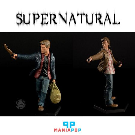 Supernatural - Mini Masters Figure - QMX