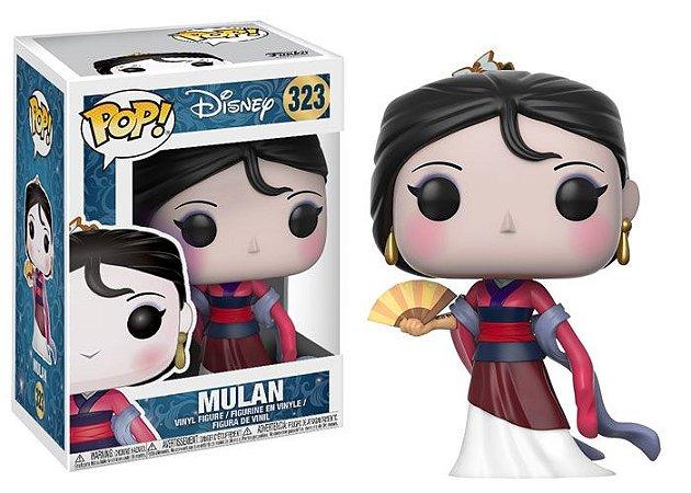 Funko Pop - Mulan - Princesa Disney