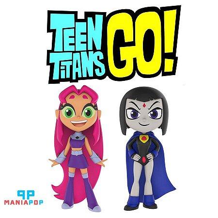 Funko Rock Candy Teen Titans Go - Vendidos Separadamente