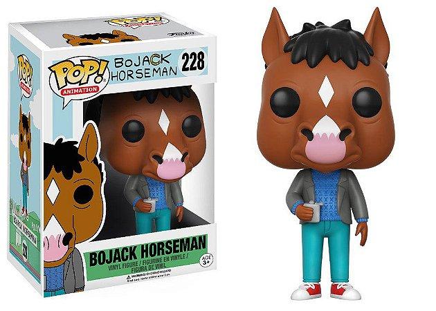 Funko Pop - Bojack Horseman - Vendidos Separadamente